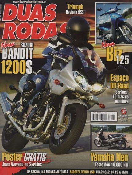 Duas Rodas N°360 Suzuki Bandit 1200s Yamaha Neo Daytona 955i