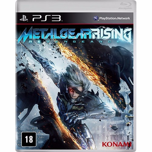Metal Gear Rising Playstation 3