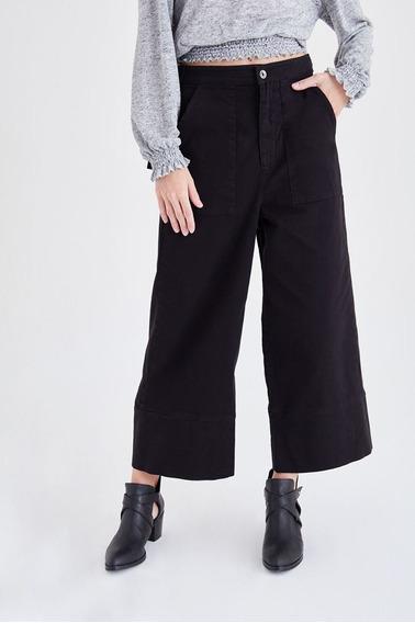 Calças (feminino) Baggy Pants