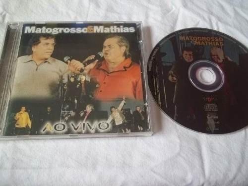 Cd Matogrosso E Mathias Ao Vivo 2000