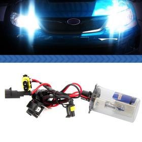 Kit Lampada Xenon H4-2 10000k H4 2 Automotivo Para Carro Pra