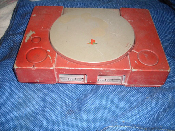 Video Game Ps1 Tijolão Não Lé Para Restaurar.