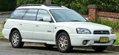 Manual De Despiece Subaru Legacy (1998-2004) Español
