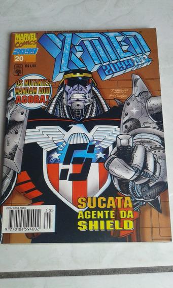 Revista X-men 2099 Ad Nº 20 Editora Abril Jovem Bom Estado