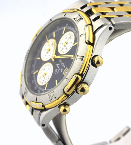 Bulova Marine Star Two Tone - Chronograph - 100m