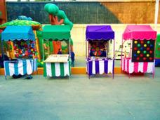 Puestos De Feria, Posadas, Fin De Año,kermesse,shows.