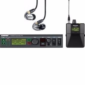 Ear Phone Shure Psm900 C/ear Se425