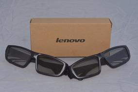 Kit Com 4 Óculos 3d Passivo Polarizado Lenovo E65727