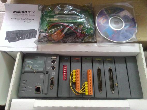 Controlador Programavel Automação Wincon W-8731
