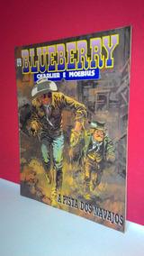 Hq Blueberry Charlier E Moebius Nº4 A Pista Dos