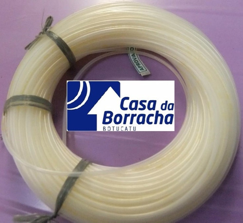 5m Mangueira Tubo Polietileno Natural 3/16 4,75 Atoxico