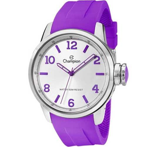 Relógio Champion Feminino Original Garantia Nota Cn29758l