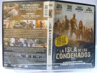 La Isla De Los Condenados Dvd Original 1an
