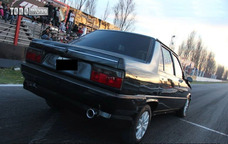 Renault 9, Enfierrado, Categoria 3 Del Galvez, De Calle!