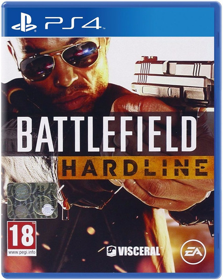 Battlefield Hardline Ps4 Original**1