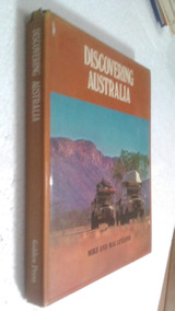 Livro Discovering Australia Mike And Mal Leyland