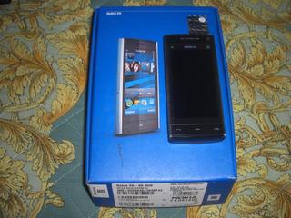Pedido Nokia X6 De 8gb 5mpx Mp3 Touch Screen Libre Fabrica