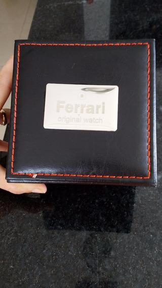Relógio Ferrari Masculino - Pulseira Couro