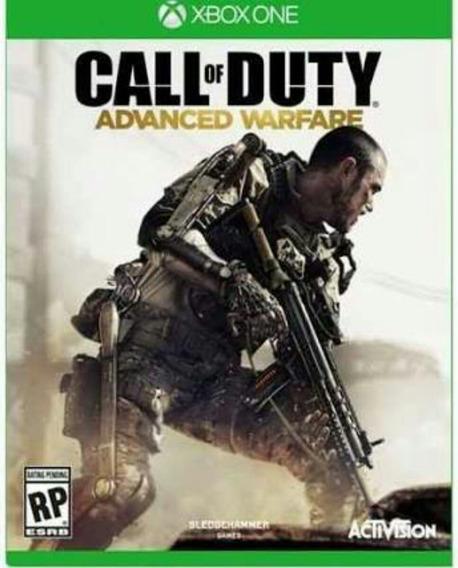 Call Of Duty Advanced Warfare Xbox One Digital Envio Agora