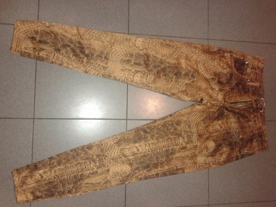 Pantalon Animal Print Marca Rosh