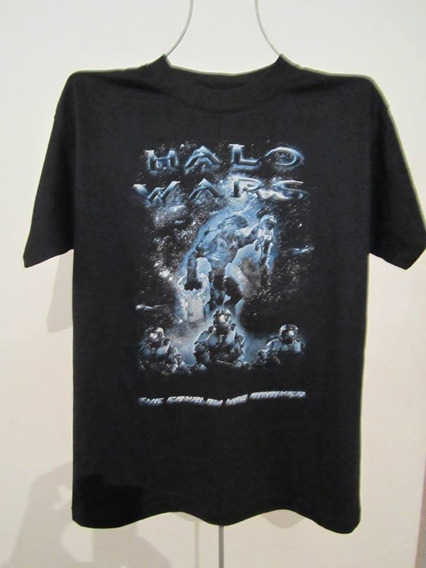 Playera De Halo Wars