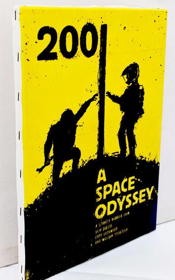 Quadro Space Odyssey Impressão Em Canvas