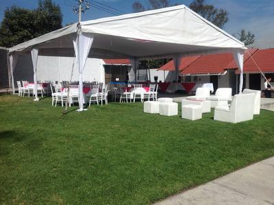 Renta De Jardín Para Fiestas Familiares Y Eventos Infantiles
