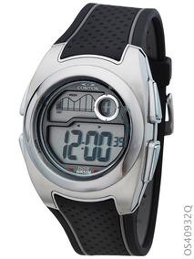 Relógio Masculino Cosmos Digital Os40932q Esportivo