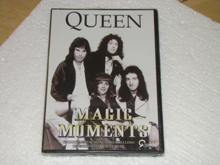 Queen Magic Moments Documental Dvd Nuevo / Kktus