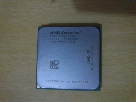 Processador Amd Semprom 754 2800+ 1.6ghz Sda2800aio3bx