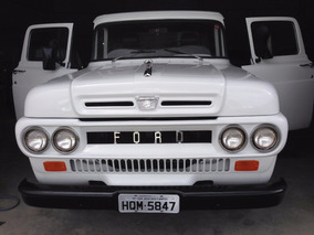 Ford F100 1965 - Diesel