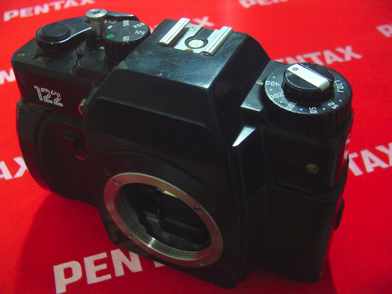 Camera Zenit 122 + Case Courvin Original