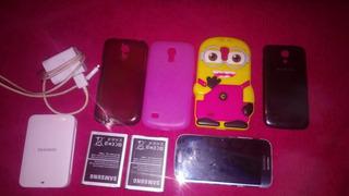 Celular Samsung Galaxy S4 Mini + Accesorios