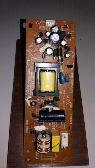 Placa Fonte Do Dvd Gradiente D-203