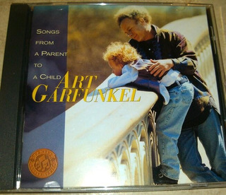 Cd Original Nuevo Cantante Art Garfunkel Bs 250.000