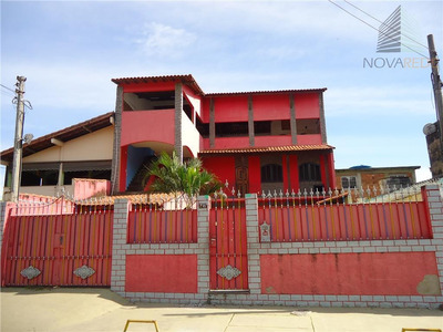 Casa Residencial À Venda, Porto Novo, São Gonçalo - Ca0645. - Ca0645