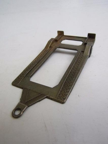Antiga Carreta Prancha Para Miniaturas De Automóveis - Corgi