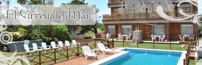 Alquiler Villa Gesell Frente Al Mar Pileta Semana Sant