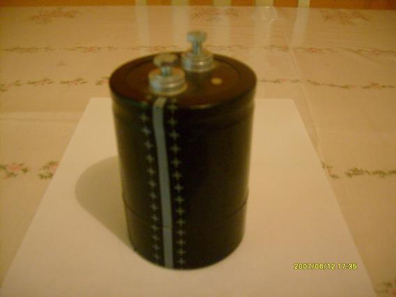 Capacitor Eletrolítico 4700uf X 400 Volts