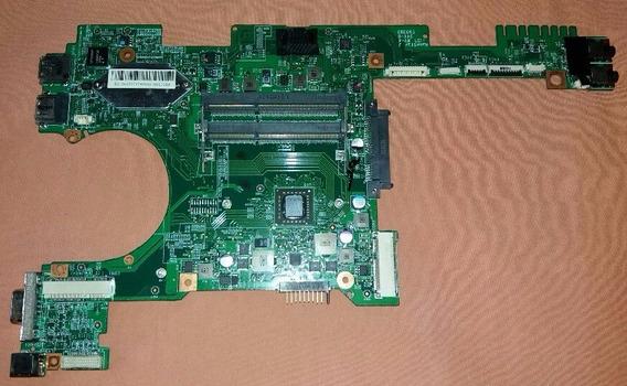 Placa Mãe Msi Ms1245 Ms-12451 Ver 1.0 Amd E-240 Dual Core