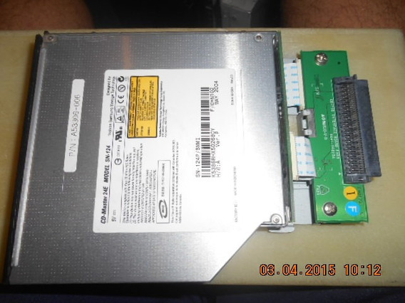 Drive Combo Cd/diskete Intel Sr1300 Pn: A53306-006 (hd98)