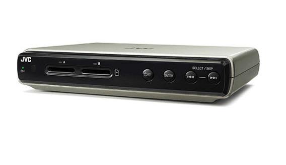 Jvc Hd Media Player - Cu-vs100
