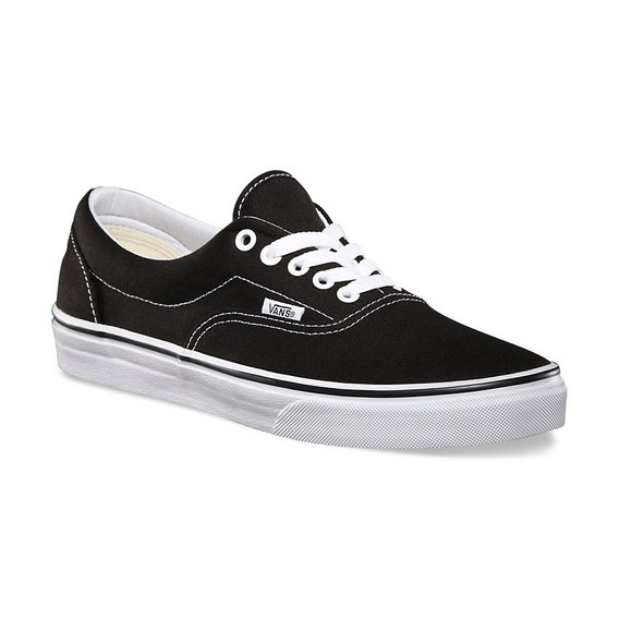 Zapatillas Vans Mod Era Canvas Negro Blanco 100% Original