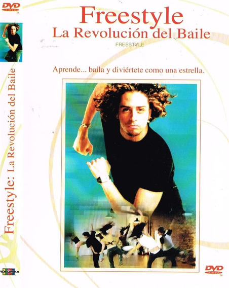 Dvd Freestyle La Revolucion Del Baile Aprende Y Baila Tampic