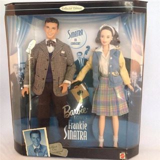 Barbie Collector Barbie Loves Frank Sinatra Bunny Toys