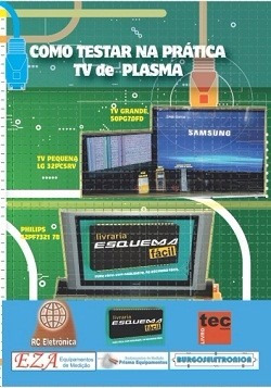 Dvd Aula Como Testar Na Prática Tv De Plasma