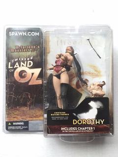 Movie Maniacs Mcfarlane Toys Twisted Land Of Oz Action