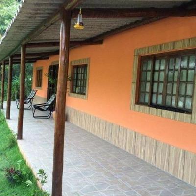 Chácara Em Ibiúna 1.000 Mts Casa, Lago E Churrasqueira !!!!
