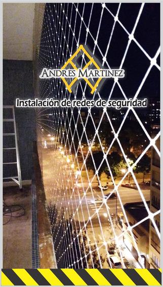 Red De Seguridad Cerramientos Instalacion Paños De Tanza