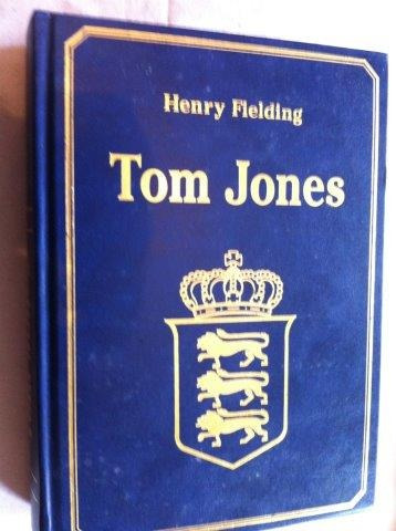 * Livro Henry Fielding - Tom Jones - Literatura Estrangeira